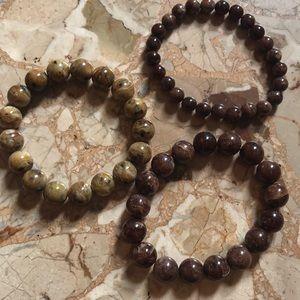 Jewelry - Set of 3 Expandable Bracelets